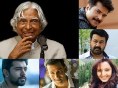 Mollywood Celebs Grieve The Loss Of APJ Abdul Kalam