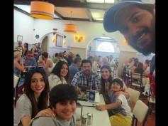 Dulquer Salmaan Celebrates Birthday With Family