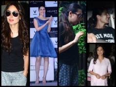 Celeb Spotting In Bandra: Katrina Kaif, Kareena Kapoor & More