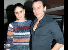 OMG! Kareena Kapoor Tells Saif Ali Khan To Stay Away From Her