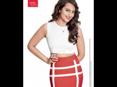 Sonakshi Sinha Flaunts Her Hot Curves On Magazine Cover
