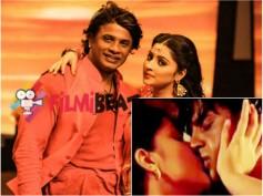 Duniya Vijay Does The Unthinkable; Locks Lip Onscreen!