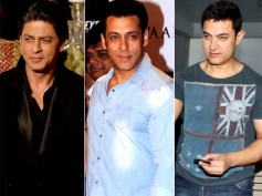 Aamir Khan Unhappy With Salman Khan And Shahrukh Khan's Patch Up?