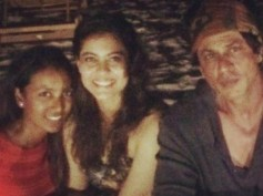Dilwale Latest Pictures: Shahrukh Khan And Kajol Party In Bulgaria