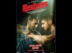Brothers New Poster: Akshay Kumar-Sidharth Malhotra's Rivalry Gets More Intense!