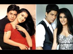 OMG: Shahrukh Khan And Kajol Were Not Sure About Their Chemistry In Dilwale