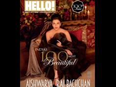 Pic: Aishwarya Rai Bachchan's Hottest Avatar Ever For Hello Magazine