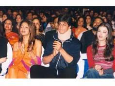 Flashback Picture: Shahrukh Khan, Gauri Khan And Aishwarya Rai Bachchan At Filmfare Awards