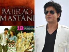 Shahrukh Khan Secretly Sorting Out Clash Between Dilwale And Bajirao Mastani?