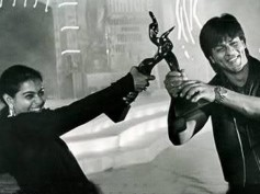 Flashback: Shahrukh Khan And Kajol's Adorable Pictures From Filmfare Awards