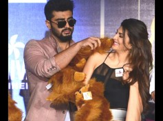 Jacqueline Fernandez Talks About Her Alleged Affair With Arjun Kapoor!