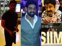 SIIMA 2015: Tollywood Celebrities Enroute To Dubai; Airport Fashions, Fun Times And More