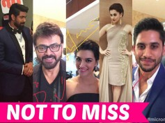 SIIMA Awards 2015 Red Carpet: Tollywood Celebrities Walks In Style