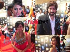 SIIMA Awards 2015: Sandalwood Actors Yash, Radhika Pandit & Others At The Event!