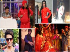 Radhe Maa: Kapil Sharma, KRK, Rahul Make Fun; Dolly Bindra, Sidhu, Rakhi Sawant Support?? (PICS)