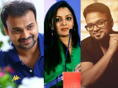Manju Warrier With Kunchacko Boban & Jayasurya