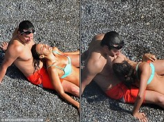 Bradley Cooper and Irina Shayk Steamy Hot PDA On Beach
