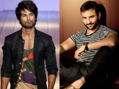 Why Is Saif Ali Khan Insecure About Working With Shahid Kapoor In Rangoon?