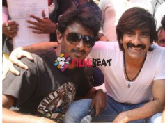 Director-Choreographer Harsha To Shake Legs With Ravi Teja In Tollywood!