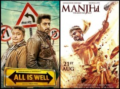 Friday Box Office Predictions: All Is Well And Manjhi The Mountain Man
