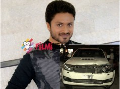 Deadly Soma Aditya Escapes A Deadly Road Accident!