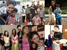 Unseen Pictures! When Kareena Kapoor Got Clicked With Little Fans!
