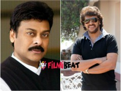 WHAT? Real Star Upendra To Direct Megastar Chiranjeevi!