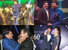 VIDEOS: Chiranjeevi 60th Birthday Bash: Salman Khan, Chiru, Balakrishna, Allu Arjun Spotted Dancing