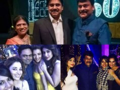 Unseen & Rare Pictures From Chiranjeevi 60th Birthday Bash