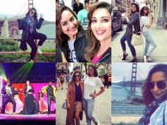 Sonakshi Sinha's Pictures, Doing Touristy Things At San Francisco And Houston!