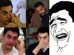 Must Read Hilarious Tweets! Aamir Khan Trolled On Twitter For Crying!