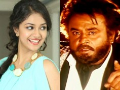 Shocker: Actress Keerthi Suresh Finds Rajinikanth's Most Famous Punch Dialogue Funny