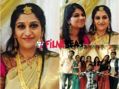 CHECK OUT: Shivarajkumar's Daughter Nirupama As Bride Of 'Dodmane'