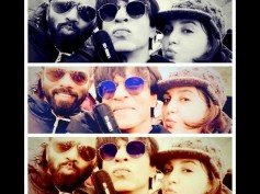 Don't Miss: Shahrukh Khan's Hot Selfie With Best Friends Rohit Shetty And Farah Khan