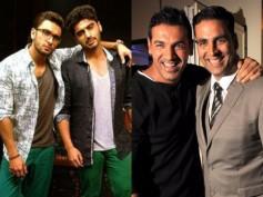 John Abraham-Akshay Kumar's Bromance More Stronger Than Ranveer-Arjun?
