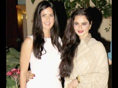 Katrina Kaif Talks About Rekha's Controversial Exit From Fitoor