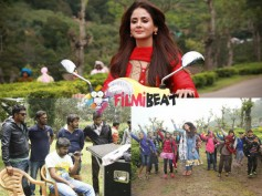 EXCLUSIVE: On The Sets Pics Of Dhananjay-Parul Yadav Starrer 'Jessie'