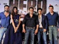 Salman Khan Cuts Off Lip Lock Scene For The Movie Hero