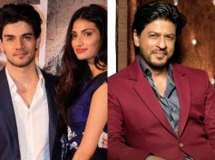 Must Read: Shahrukh Khan's Adorable Message For Hero Actors Athiya Shetty & Sooraj Pancholi