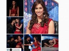 Jhalak Dikhhla Jaa 8: Shahid Kapoor-Karan Johar Compete; Lauren Gottlieb's Farewell To Karan!