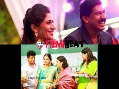 PICS: Nirupama-Dileep Vara Pooja; Shivarajkumar Turns Father-In-Law
