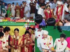 Dr Rajkumar's Grand Daughter Nirupama-Dileep Wedding Highlights