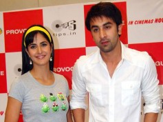 OMG! Ranbir Kapoor Flirts With A Model Behind Katrina Kaif's Back