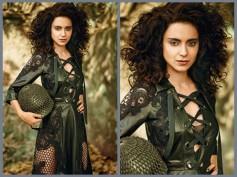 Kangana Ranaut Reveals Her Look In Rangoon Starring Shahid & Saif
