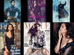 Hottest Magazine Covers: Alia Bhatt, Katrina Kaif And Actresses Battle It Out