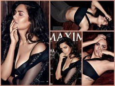 Re-Birth Of Hot Esha Gupta As Seductress In Lingerie For Maxim (Pics)
