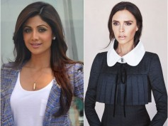 Shilpa Shetty Goes To Hollywood, Collaborates With Victoria Beckham