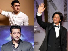 Shahrukh Khan Leads The Way, Beats Aamir And Salman Khan On Twitter!