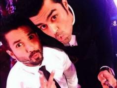 Manish Paul Upsets Shahid Kapoor With Inappropriate Joke On Jhalak Dikhhla Jaa 8?