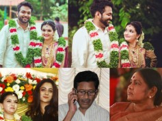 IN PICS: Saranya Mohan-Aravind Krishnan Wedding Highlights